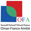 Omani French Friendship Association (OFA) Logo